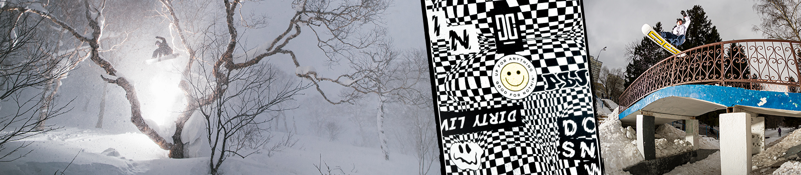 Mens Snowboard Scarves by DC Shoes